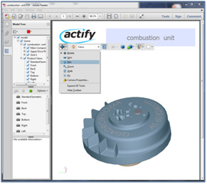 3D CAD2CAD Translator